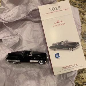 Hallmark keepsake legendary concept cars 2018